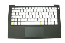 Genuine Original Dell XPS 13 9370 Palmrest with TouchPad UK / EU Layout 5YGP6