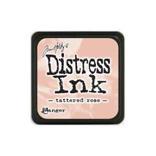 Tim Holtz - Mini Distress Ink Pad - Tattered Rose - Pink