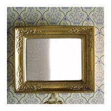 Dolls House Emporium Gold Mirror 12th Scale