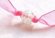 Bracelets enfants en véritable perles de Murano .