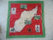 AFRIQUE : FOULARD MADAGASCAR ANNEES 30 30th SCARF MADAGASCAR ISLAND AFRICA