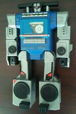Vintage 1984 Transformable Robotic Radio Robot Transformers Tai Fong TS-558