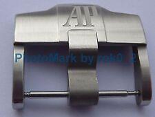 100% Genuine AUDEMARS PIGUET ROYAL OAK OFFSHORE S/S 24mm Tang & Buckle Clasp NEW