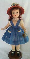 """Vintage 14"""" Madame Alexander """"Margaret O'Brien"""" Doll 1947-48 from Lia Sargent"""
