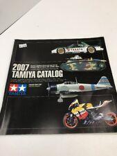 Vintage Tamiya 2007 Catalogue Collection Colour Book Radio Control Guide OZRC