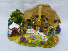 Lilliput Lane The Golden Jumbilee 2002 Anniversary Cottage L2488