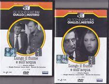 2 Dvd Sceneggiati Rai **LUNGO IL FIUME E SULL'ACQUA** completa nuovo 1973