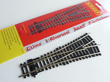 JOUEF / HORNBY MAILLECHORT AIGUILLAGE SYMETRIQUE R8076 HO 1/87