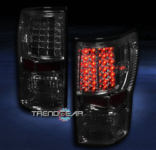 2007-2013 TOYOTA TUNDRA TRUCK LED ALTEZZA TAIL BRAKE LIGHTS LAMP SMOKE 2011 2012