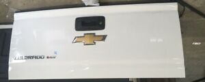 Chevy Colorado Tailgate 2015 2016 2017 2018 2019 2020 White New Take Off