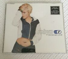 "Robyn ""Show Me Love"" CD Single"