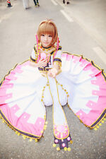 Tsubasa Reservoir Chronicle Sakura CLAMP Kostüm Cosplay Costume Custom Kleid set