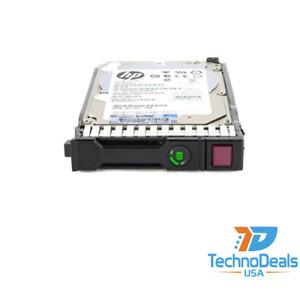 HP 765466-B21 765873-001 2TB 12G SAS 7.2K RPM SFF 2.5 INCH SC 512E HARD DRIVE