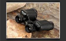 8X30 Zoom Binoculars Telescope Night Vision Prism Lens Waterproof HD Wide Angle