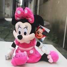 40CM Pink bowknot minnie stuffed animals plush doll soft toys