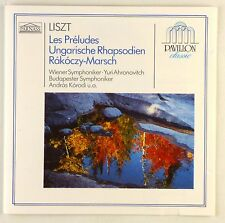 CD - Wiener Symphoniker - Liszt - A4867