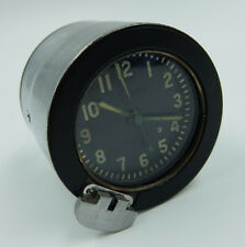 AVRM USSR Russian Soviet Military Tank Panel Clock 5 Days #58857