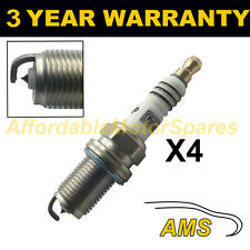 4X IRIDIUM PLATINUM SPARK PLUGS FOR HONDA CRX III 1.6 ESI 1992-1998