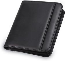 Padfolio Business Portfolio Zippered Notebook Binder Office Organizer