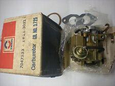 NOS ROCHESTER MONOJET CARBURETOR 7047333 1973 CHEVY 140 ENGINE MANUAL TRANS
