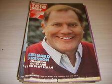TELE STAR 391 27.03.1984 FRESSON Marina VLADY STREISAND GOYA Richard BERRY