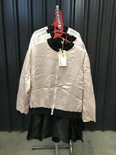 ex hire fancydress costumes - Pink Ladies Grease, Pink Jacket & Black Skirt 12