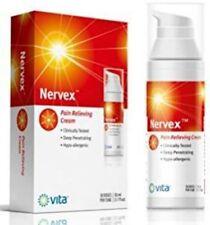 NERVEX Neuropathy Pain Relief Arnica R-ALA B1 B5 B6 Capsaicin MSM Aloe&Coconut