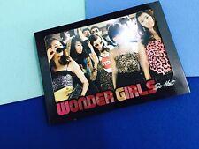 Wonder girls So hot album not for sale version promotion