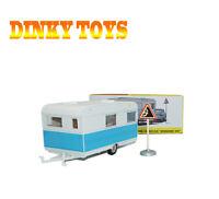 1:43 Diecast Atlas Dinky Toys 564 CARAVANE CARAUELAIR ARMAGNAC 420 CAR MODEL