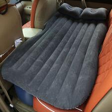 Outdoor Travel Air Mattress Inflatable Bed SUV Van Car Camping Sleep with Pump