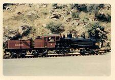 7F999D RP 1963? HETCH HETCHY RAILROAD SHAY LOCOMOTIVE #6