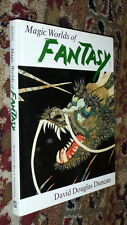 Magic Worlds of Fantasy,David Duncan,VG/VG-,HB,1978,2nd Printing   C
