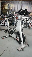 STAR TRAC NXT SPIN BIKE WITH MONITOR.  4TH GENERATION. 6 MOUNTH WARRANTY
