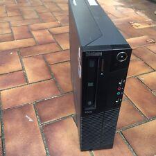 Lenovo ThinkCentre  M81 FAST (320 GB, Intel Dual Core  2.6 GHz, 4 GB) WIN 7 PRO