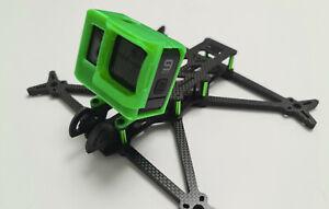 AOS 5 TPU GoPro 9 Camera Holder Motor Soft Mounts Arm Protectors VTX FPV Drone