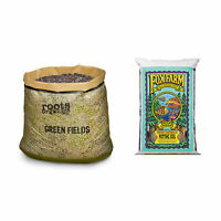 FoxFarm Ocean Forest Garden Potting Soil and Roots Organics ROGF Potting Soil