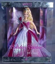 Barbie HOLIDAY happy holidays NOEL BOB MACKIE 2005 Mattel G8058 poupée boite NEW