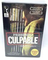 Presunto Culpable DVD Presumed Guilty [Spanish] English Subtitles Brand New