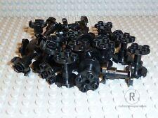 LEGO® 30 Stützen 3940 Star Wars Tisch support Pfeiler 2x2x2 schwarz NEUWARE