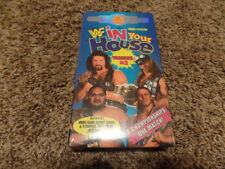 IN YOUR HOUSE VOL. 2 wwf BRAND NEW FACTORY SEALED vhs COLISEUM VIDEO wrestling