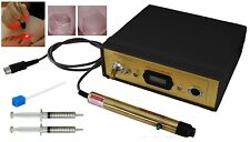 Physician & Salon Use Toenail, Fingernail Fungus Treatment Machine, Kit, Fast