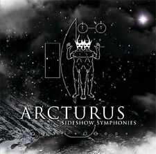 Arcturus - Sideshow Symphonies - 2005 Back On Black - 2xLP White Vinyl - 6.17
