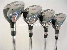 NEW RESCUE HYBRID IRON SET 2 3 4 5 GOLF CLUBS HYBRIDS