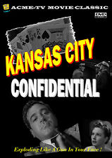 Kansas City Confidential : 1952 DVD-R 0/All B/W Full Screen Drama