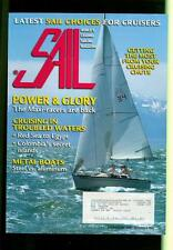 2003 Sail Magazine: Power & Glory/Cruising in Troubled Waters/Metal Boats/Cruise
