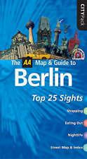 AA CityPack Berlin by AA Publishing (Paperback, 2005)