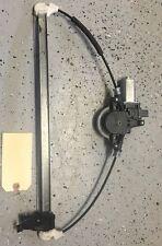 2009 MAZDA 6 LH LEFT DRIVER SIDE REAR WINDOW REGULATOR ELECTRIC W/MOTOR