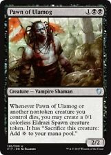 4x Pedina di Ulamog - Pawn of Ulamog MTG MAGIC C17 Commander 2017 English