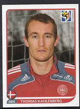 Panini Football Sticker - 2010 World Cup - No 365 - Denmark - Thomas Kahlenberg