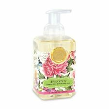 Michel Design Works Foaming Liquid Hand Soap Peony Pink Floral - NEW